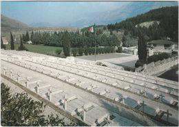 MIGNANO MONTELUNGO - CASERTA - CIMITERO MILITARE ITALIANO -35210- - Caserta