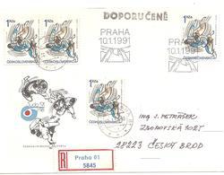 1991 Championnats D'Europe De Judo : Prague (Recommandé) - Judo