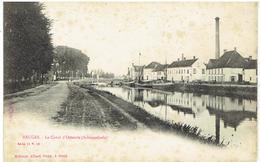 BRUGES - Le Canal D' Ostende ( Scheepsdaele ) - Sugg. Série 11 Nr 68 - Brugge