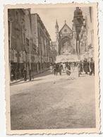 FOUGERES - REPOSOIR DEVANT L'EGLISE ST LEONARD POUR LE CONGRES EUCHARISTIQUE DE 1938 - 35 - Lieux