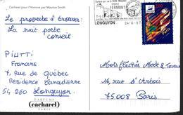 FRANCE Carte 1997 Longuyon Ligne Maginot Guerre - Guerre Mondiale (Seconde)