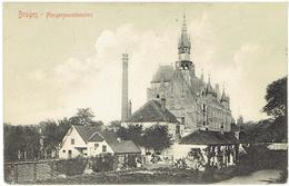 BRUGES - Hongersnoodsmolen - Brugge