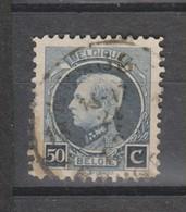 COB 211 Oblitération Centrale Agence BRUGGE * 13 * - 1921-1925 Petit Montenez