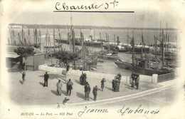 ROYAN  Le Port RV  Beau Timbre 1c à Voir - Royan