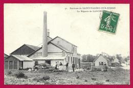 CPA Saint-Valéry Sur Somme - Lanchéres - La Râperie - Saint Valery Sur Somme