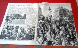 WW2 VOIR N°11 1944 Spécial Libération De Paris , Guerre Du Pacifique, Front De L'Est - Newspapers
