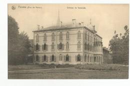 Fosses-la-ville Château De Taravisée Carte Postale Ancienne - Fosses-la-Ville