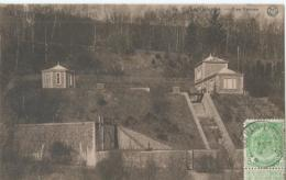 La Gileppe - Les Vannes - Gileppe (Barrage)
