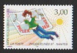 France Neuf Sans Charnière 1997 Philatélie Exposition Philatélique Philex Jeunes Nantes YT 3059 - Francia