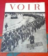WW2 VOIR N°10 1944 Débarquement Bataille De Normandie,Avance De L'Armée Rouge,Chine Chungkink, Eisenhower - Newspapers
