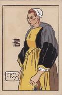 Géo FOURRIER - Femme De PONTIVY - Fourrier, G.
