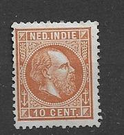1870 MH Nederlands Indië NVPH 9 - Niederländisch-Indien
