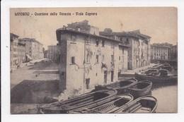 CP ITALIE LIVORNO Quartiere Della Venezia Viale Caprera - Livorno