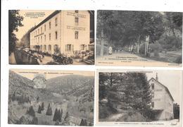 11434 - Lot De 100 CPA Du PUY DE DOME - Cartes Postales