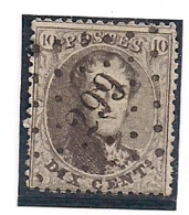 14B-LP299  POPERINGHE - 1863-1864 Médaillons (13/16)