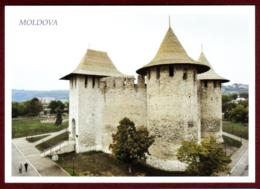 "Moldova 2018. Medieval Fortress ""Soroka"" Of The XV Century. Quality:100% - Moldavie"