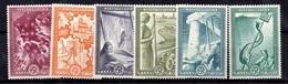 Grèce YT N° 575/580 Neufs ** MNH. TB. A Saisir! - Greece