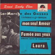 """45 T Bo Du Film """" L'auberge Du 6 ème Bonheur """" La Marche Des Gosses - Música De Peliculas"""