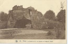 Virton - La Grotte De N.-D. De Lourdes Au Collège St. Joseph - No 26 - Virton