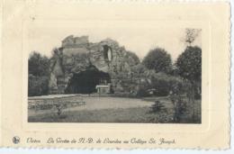 Virton - La Grotte De N.-D. De Lourdes Au Collège St. Joseph - Virton
