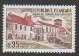 France Neuf Sans Charnière 1970 Architecture Religion Abbaye De Chancelade Dordogne   YT 1645 - Francia
