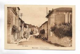 32 - MAUVEZIN - Boulevard Carnot. - France