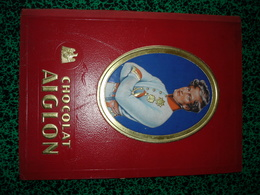 Album Chromos Chocolat Chocolade Aiglon 400 Prenten Aanwezig ( Er Ontbreken Enkele Blz In Album) - Albums & Catalogues