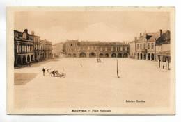 32 - MAUVEZIN - Place Nationale - Autres Communes