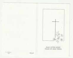 Doodsprentje Hendrik SPRUYT Retie 1911 Priester Mechelen Vlezenbeek Ranst Broechem Geel-Holven 1992 - Obituary Notices