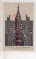29- PONT CROIX - EGLISE NOTRE DAME DE ROSCUDON- LE PORCHE MERIDIONAL - FINISTERE - Pont-Croix