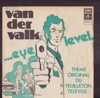 45 T BO Du Feuilleton Van Der Valk - Música De Peliculas