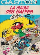 """Gaston """" La Saga Des Gaffes """" - Gaston"""