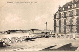 13144   BIARRITZ    GRAND HOTEL ET PLACE BELLEVUE - Biarritz
