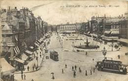 Militaria - Guerre 1914-18 - Régiments - Santé - Croix Rouge - Cachets - Cachet Infirmerie De Gare - Bordeaux - Guerre 1914-18