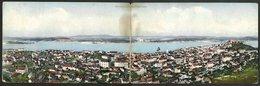 Croatia / Hrvatska: Šibenik (Szebenikó / Sebenico), Panorama  1909 - Croatie