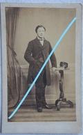 CDV LEUVEN Student Circa 1875 étudiant Université Universiteit Enseignement School - Photos