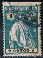 Congo, 1914, # 101 (I-I), Used - Congo Portugais