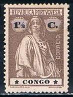 Congo, 1914, # 102 (I-I), MNG - Congo Portugais