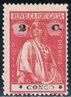 Congo, 1914, # 103 (II-II), MNG - Congo Portugais