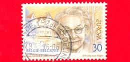 BELGIO - Usato - 1996 - Europa - C.E.P.T. - Donne Famose - Marie Gevers - 30 - Belgio