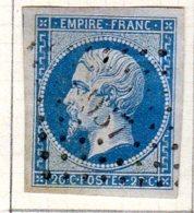 Moselle Conflans En Jarnisy Pc 937 Cote Pothion (sur Lettre) Ind. 7 = 30 Eu - 1849-1876: Période Classique