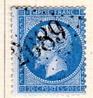 Meurthe Lorquin GC 2089 Cote Pothion (sur Lettre) Ind 7 = 30 Eu - Marcophilie (Timbres Détachés)