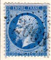 Meurthe Lixheim GC 2063  Cote Pothion (sur Lettre) Ind 11 = 70 Eu - Marcophilie (Timbres Détachés)