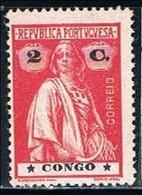 Congo, 1914, # 103 (I-I), MNG - Congo Portugais