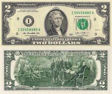 USA, 2 Dollars Commemorative, Federal Reserve Of Minneapolis (I), P538, 2013, UNC - USA
