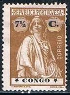 Congo, 1914, # 106 (II-II), MH - Congo Portugais