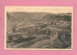 C.P. Poulseur  =  L'  Ourthe  Et Le  Village - Comblain-au-Pont