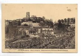 32 - LECTOURE ( Gers ) - Vieux Remparts - Etablissement D' Ydronne ( Modern'Cinéma ) - Lectoure
