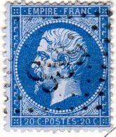 Meurthe Bouxieres Aux Chênes GC 548 Cote Pothion (sur Lettre) Ind 9 = 55 Eu - Marcophilie (Timbres Détachés)
