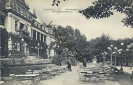 Frankfurt A. M. - Palmengarten - Gesellschaftshaus [AA48-2.871 - Sin Clasificación